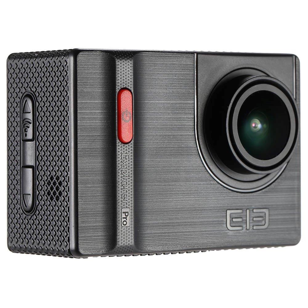 Original Elephone Explorer Pro 4K WiFi Action Camera Full Pack - BLACK