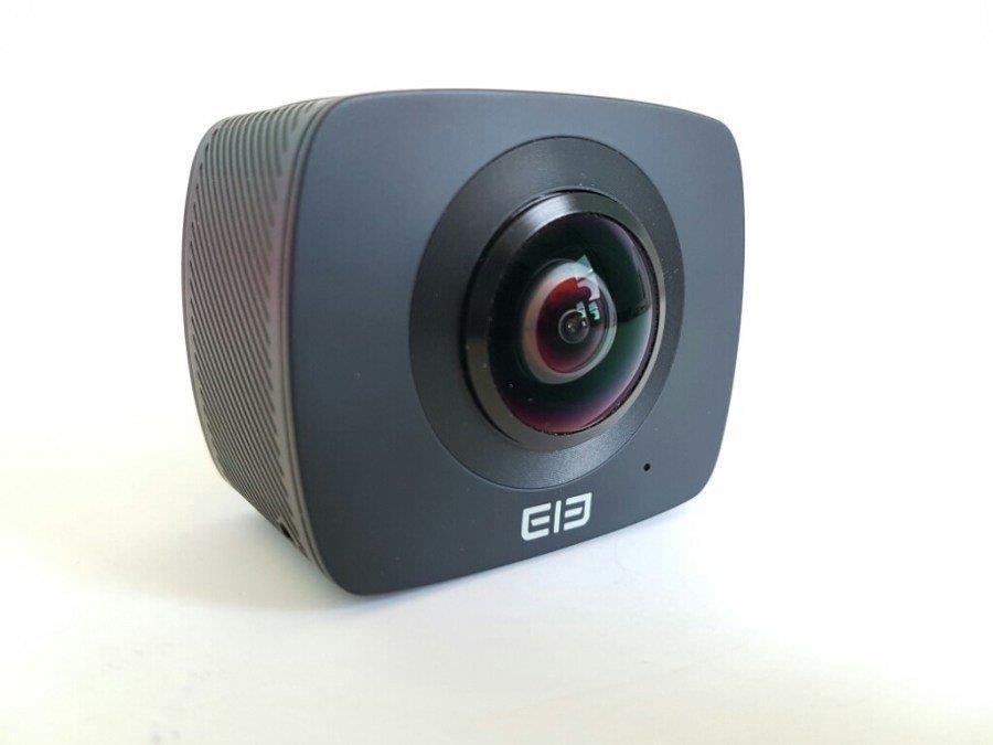 Αρχική :: ΕΙΚΟΝΑ & ΗΧΟΣ :: Action Cameras :: Action Cameras :: Original  Elephone Elecam 360 WiFi Action Camera Dual Lens - Black